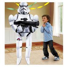Fólia léggömb airwalker Storm Trooper