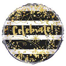 Fólia léggömb Celebrate