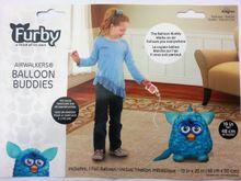 Fólia léggömb Furby airwalker