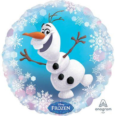 Fólia léggömb Olaf