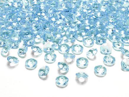 Kristály gyémánt türkiz