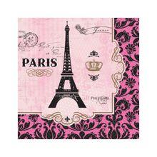 Szalvéta A Day in Paris