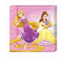 Szalvéta Disney Hercegnők rózsaszín
