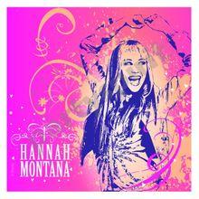 Szalvéta Hannah Montana