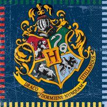 Szalvéta Harry Potter