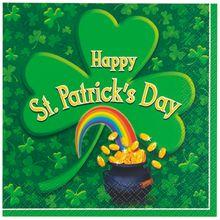 Szalvéta  St.Patrick's Day