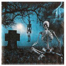 Szalvéta Ijesztő Halloween