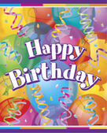 Ajándéktasak Brilliant Birthday