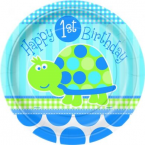 1. szülinap teknősbéka