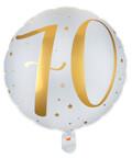 70. születésnapja
