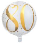 80. születésnapja