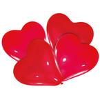 Szív alakú lufik