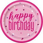 Birthday Pink parti