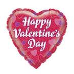 Valentin napi fólia léggömb