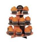 Halloween muffin és cupcake