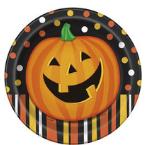 Halloween étkészlet
