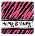 Pink Zebra parti