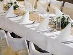 Esküvői terítékek