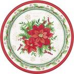 Karácsonyi terítékek