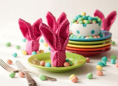 Húsvét: 5 tipp, hogy készülhet szalvétából húsvéti dekoráció