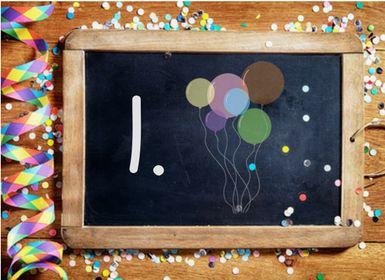Parti iskola: Léggömb típusok