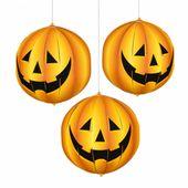 3D lampion  Halloween
