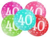 Nagy lufi 40. születésnap