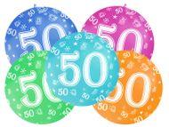 Nagy lufi 50. születésnap