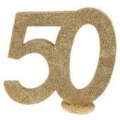 """Számdekoráció """"50"""""""
