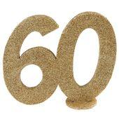 """Számdekoráció """"60"""""""