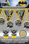 Dekorációs készlet Batman
