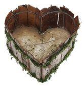 Kosárka fából Szív