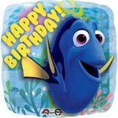 Fólia léggömb Szenilla Happy Birthday