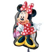 Fólia léggömb Minnie fashion style