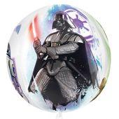 Fólia léggömb orbz Star Wars Darth
