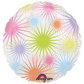 Fólia léggömb Pastel MagiColor