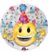 Fólia léggömb Insider Smiley Party