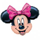 Fólia léggömb supershape Minnie