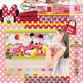 Minnie target ball játék