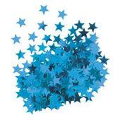 Konfetti Star kék