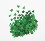Konfetti Star zöld