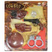 Cowboy kiegészítők 3-6 évesre