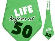 Nyakkendő 50. szülinap