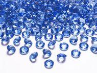 Kristály gyémánt kék
