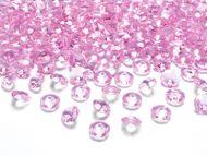 Kristály gyémánt világos rózsaszín