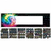 Mega banner saját felirattal Disco Fever 70´s