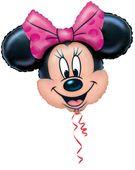 Mini fólia lufi Minnie Mouse