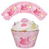 Muffin csomagoló It´s a girl
