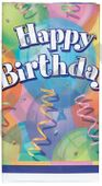 Asztalterítő Brilliant Birthday