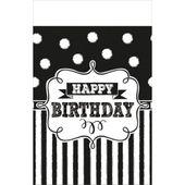 Asztalterítő Chalkboard Birthday